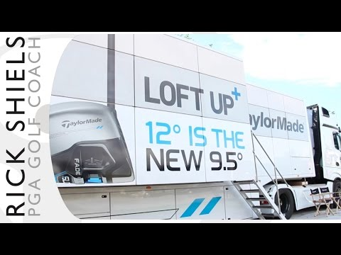 THE OPEN 2014 TaylorMade Tour Truck