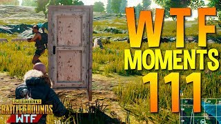 PUBG WTF Funny Moments Highlights Ep 111 (playerunknown