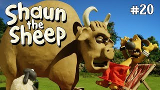 Download Video Shaun the Sheep - Banteng Vs Domba [Bull Vs Wool] MP3 3GP MP4
