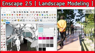 enscape 3d sketchup tutorial - TH-Clip