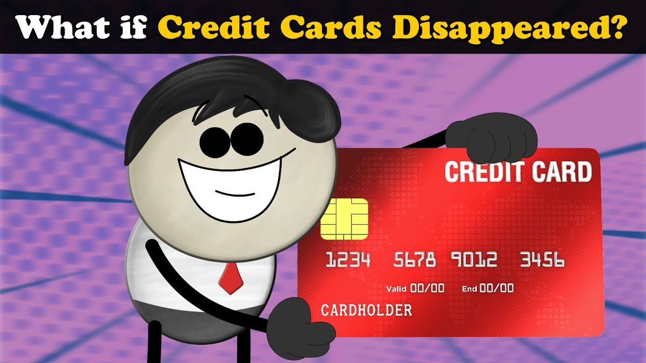What if Credit Cards Disappeared? more videos|#aumsum #kids #science #education #whatif