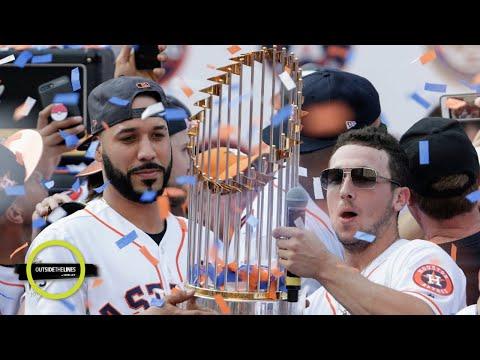 Jimmy O'Brien exposes videos of the Houston Astros sign-stealing scandal | Outside the Lines