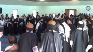 [196] Aczmendi Dergâhı Ramazan Bayramlaşması (Müslim Gündüz Efendi)
