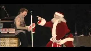 Bon Jovi - Run Run Rudolph