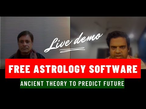 How To Predict | Introducing Free Online Astrology Software For Prediction | Learn Vedic Astrology