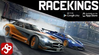 Race Kings (LIVE MULTIPLAYER) iOS/Android - Gameplay Video