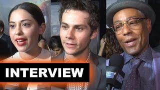Maze Runner The Scorch Trials Interview - Dylan O'Brien, Rosa Salazar - Beyond The Trailer