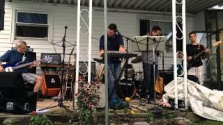 My Brother's Band performing Cars by Gary Numan