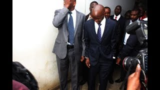 Sang, other KPC officials out on bail - VIDEO