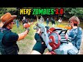 Nerf Meets Call Of Duty Zombies 3 0 full Movie Nerf Fir