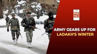 How Is Indian Army Planning To Brave Ladakh Winter? | NewsMo - Download this Video in MP3, M4A, WEBM, MP4, 3GP