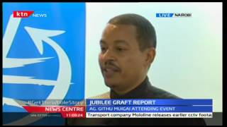 News Centre 14th December 2016 - Jubilee Graft Report, 2016