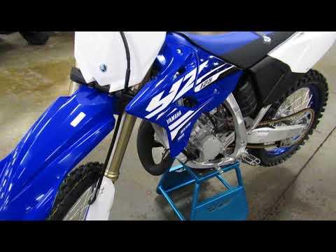 2018 Yamaha YZ125 in Romney, West Virginia