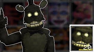Dread Bear In Ultimate Custom Night! UCN Mods