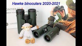Hawke binoculars. 2020 - 2021