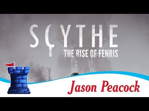 Rise of Fenris Review with Jason Peacock (non spoilery)