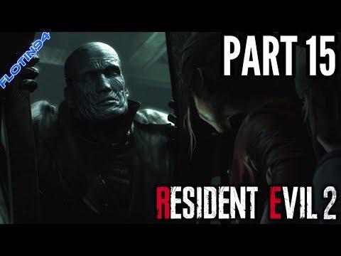 SHERRY A CESTA DO KANÁLU | Resident Evil 2 #15