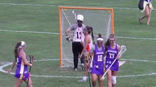 Chamberlaine Bell 2020 Summer Lacrosse Highlight Video 2018