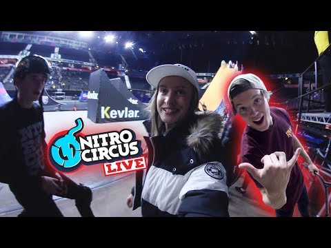 Nitro Circus + BIG News!