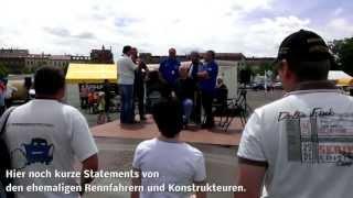 preview picture of video 'Trabi-Treffen in Zwickau, vom 14.  Bis 16 Juni 13, GoPro Hero 3'