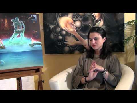 Sabina Nore: a Visionary Artist & Surreal Painter | Interview /w Marcin Migdal & Mad Artist (1-2)