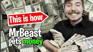 Where does MrBeast get all money from? - LTA #1