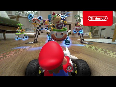 NINTENDOMario Kart Live Home Circuit - Mario
