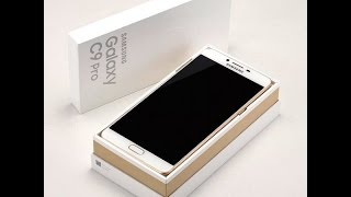 Samsung Galaxy C9 Pro- первый смартфон компании с 6 ГБ оперативной памяти.