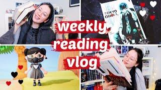 My New Obsession & Mini Book Haul | ASIAN READATHON VLOG #1
