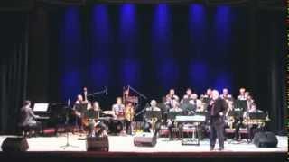 «Звёзды джаза» — Дениз Джанна и биг-бэнд No Comment Белгородской филармонии