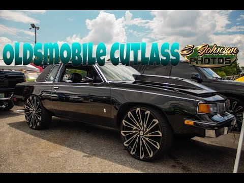 Oldsmobile Cutlass running strong on Starr Wheels in HD (must see)