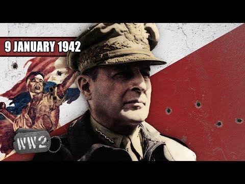 Washington D.C. nechává své jednotky na holičkách - Druhá světová válka