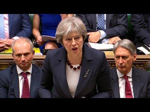 Βρετανία: Η Τερέζα Μέι ανακοίνωσε την απέλαση 23 Ρώσων διπλωματών