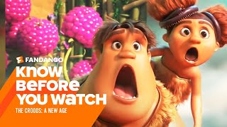 Know Before You Watch: The Croods: A New Age | Movieclips Trailers by  Movieclips Trailers
