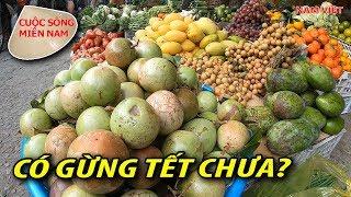 Đi chợ Cù Lao xem bà con chuẩn bị Tết chưa? #namviet