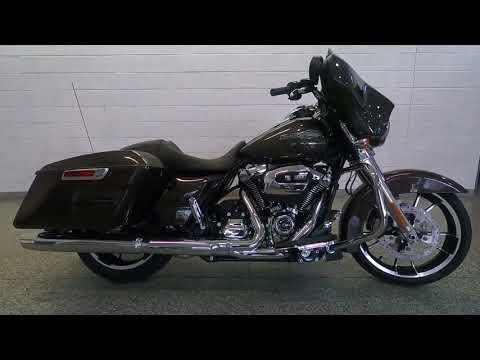 2021 Harley-Davidson Street Glide River Rock Gray