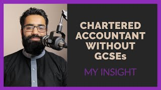 HOW TO BECOME A CHARTERED ACCOUNTANT WITH NO QUALIFICATIONS!!!