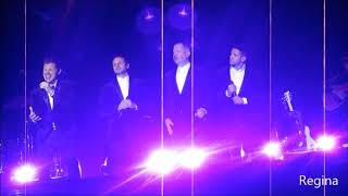 """""""Mary Did You Know"""" by 98 Degrees at Magic City Casino in Miami, FL on 12/9/17"""