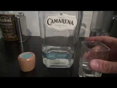 Camarena Silver Tequila Review