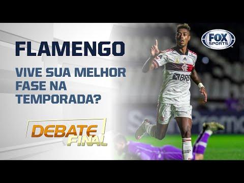 FLAMENGO VIVE O MELHOR MOMENTO DA TEMPORADA?   Debate Final