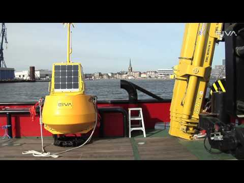 Deployment of EIVA ToughBoy Panchax wave buoy