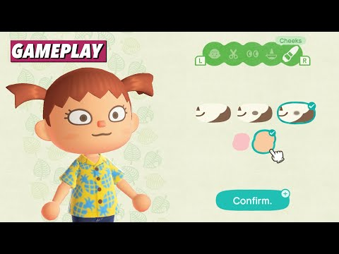 Animal Crossing's Character Creator Is Better Than Ever