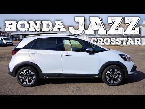 2021 Honda Jazz Crosstar Hybrid