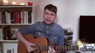 Cough Cough (Acoustic Everything Everything Cover)