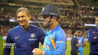 Raw vision: India celebrate big win