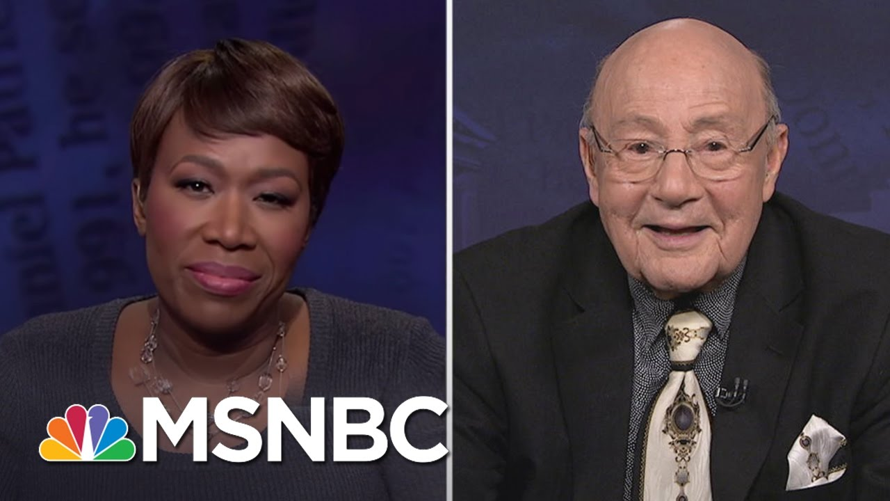 Donald Trump Fires Inaugural Announcer, On The Job Since '57   The Last Word   MSNBC thumbnail