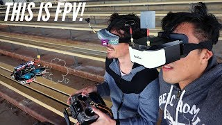 What Is FPV Drone With Andrew Murphy WA Perth VLOG