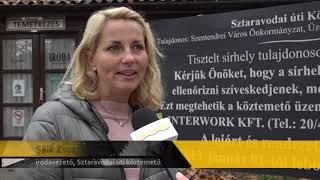 Szentendre Ma / TV Szentendre / 2020.10.30.