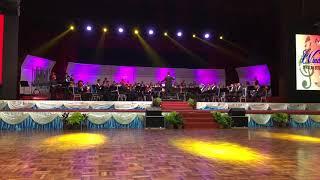 Sekolah Menengah Sains Machang (SMACH WO) - Bakawali - Festival SBP Wind Orchestra 2019