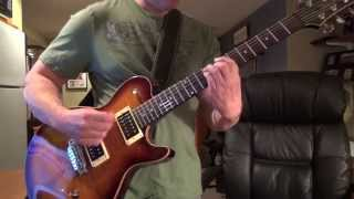 Every Time You Go- 3 Doors Down Guitar Cover (HD)
